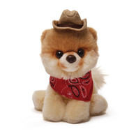 Gund Itty Bitty Boo 5 inch (12.7 cm) Collection - Cowboy