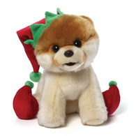 Gund the World's Cutest Dog - Boo Elf, 8 inch (20.3 cm)