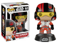 Star Wars The Force Awakens (EP7) Movie Based Pop! Collectible by Funko - Poe Dameron + BONUS!