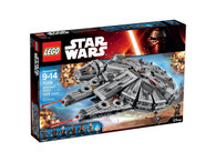 LEGO® Disney Star Wars™ 75105 Millennium Falcon™ 1329 pcs Building Set + BONUS!