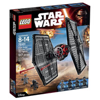 LEGO® Disney Star Wars™ 75101 First Order Special Forces TIE Fighter™ 517 pcs Building Set + BONUS!