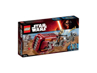 LEGO® Disney Star Wars™ 75099 Rey's Speeder 193 pcs Building Set + BONUS!
