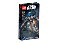 LEGO® Disney Star Wars™ 75107 Jango Fett™ 85 pcs Building Set + BONUS!