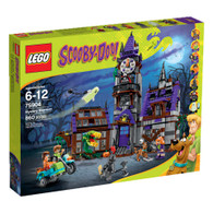LEGO® Scooby-Doo!™ 75904 Mystery Mansion 860 pcs Building Set