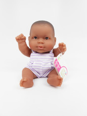 Lots To Love 8 inch (20.3 cm) African American baby doll