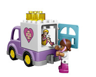 LEGO® Disney Doc McStuffins™ 10605 Rosie the Ambulance 16 pcs Building Set