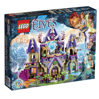 LEGO® Elves 41078 Skyra's Mysterious Sky Castle 808 pcs Building Set