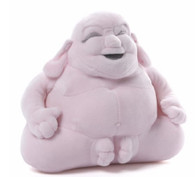 Gund Huggy Buddha Medium Plush, Pink, 7.5 inch (19 cm)