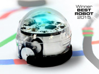 Ozobot - Smallest Programmable Robot with Accessories & Activities - Crystal White