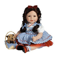 Adora Dorothy The Wizard of OZ Doll, 75th Anniversary Edition, 20 inch (50.8 cm)