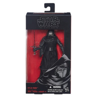 Star Wars The Black Series 6-Inch Kylo Ren, 6 inch (15.2 cm) + BONUS!