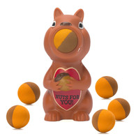 Hog Wild Popper - Love Squirrel, 6 inch (15.2 cm)