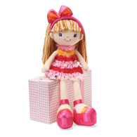 Gund Girls - Soft Doll: Brooklyn, 17 inch (43.2 cm)