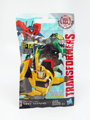 Transformers Robots in Disguise Tiny Titans Series 1 Mystery Pack