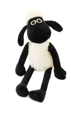 Kids Preferred Shaun The Sheep Plush, 17 inch (43.2 cm)