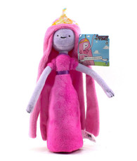 Jazwares Adventure Time: Princess Bubblegum Plush, 11 inch (28 cm)