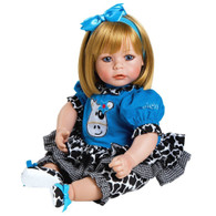 Adora Toddler Collector Doll - E.I.E.I.O., 20 inch (50.8 cm)
