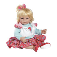 Adora Toddler Collector Doll - Tickled Pink, 20 inch (50.8 cm)