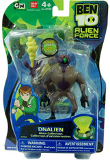 Ben 10 Alien Force - DNAlien