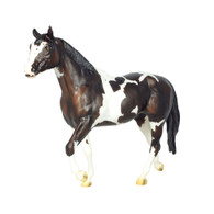 Breyer Chocolate Chip Kisses - Champion Pinto Stick Collectible Horse