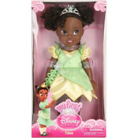My First Disney Princess Toddler Doll:  Tiana, 14 inch (35.6 cm)