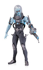 DC Collectibles DC Comics Designer Action Figures Series 2: Mr. Freeze Figure by Greg Capullo, 7.25 inch (18.4 cm)