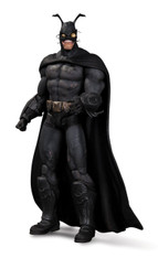 DC Collectibles Batman: Arkham City: Rabbit Hole Batman Action Figure, 6.75 inch (17.1 cm)