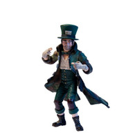 DC Direct Batman: Arkham City Series 2: Jervis Tetch - The Mad Hatter Action Figure, 4.25 inch (10.8 cm)