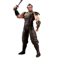 DC Collectibles Batman, Arkham City: Series 3 Ra's Al Ghul Action Figure, 6.75 inch (17.1 cm)