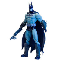 DC Direct Batman, Arkham City Series 2: Batman (Detective Mode Variant) Action Figure, 6.75 inch (17.1 cm)
