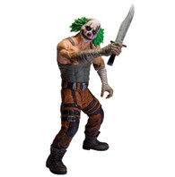 DC Collectibles Batman, Arkham City: Series 3 Clown Thug with Knife Action Figure, 6.2 inch (15.75 cm)