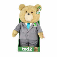 TED2 16 inch (40.6 cm) Animated Plush in in SUIT with Sound (EXPLICIT) in display box