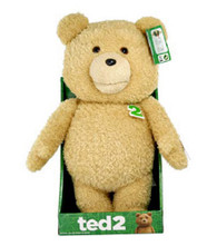 TED2 16 inch Animated Plush with Sound (EXPLICIT) in display box