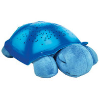 Cloud b Twilight Constellation Night Light, Blue Turtle, 12 inch (30.5 cm)