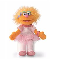 Gund Sesame Street Puppet:  Zoe, 6 inch (15.2 cm)