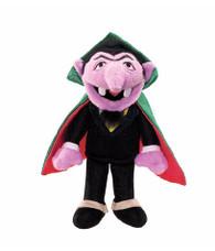 Gund Sesame Street Puppet:  Count Von Count, 5.75 inch (14.6 cm)