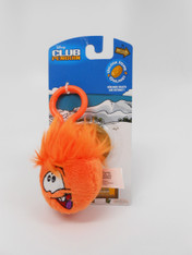 Disney Club Penguin Puffle Clip-On: Orange 2 inch (5 cm)