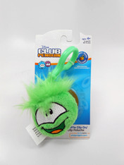 Disney Club Penguin Puffle Clip-On: Green 2 inch (5 cm)