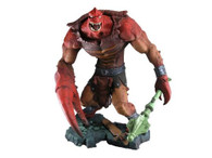 Limited Edition Masters Of The Universe Large Resin Statue:  Clawful, over 14 inch (35.6 cm)