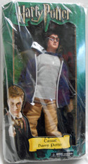 Harry Potter Boxed Plush Doll in Casual Clothes Collectible #60511, 12 inch (30.5 cm)