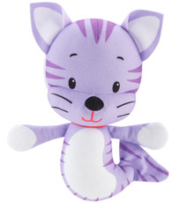 Fisher-Price Nickelodeon Bubble Guppies Kitty Plush 8 inch (20 cm)