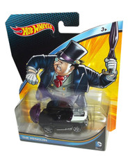 Hot Wheels DC Universe The Penguin 1:64 Scale Collectible Die Cast Vehicle