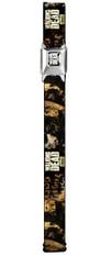 Buckle-Down Kids and Teens Adjustable 1.5 inch (3.8 cm)  Seatbelt Buckle Belt: Walking Dead