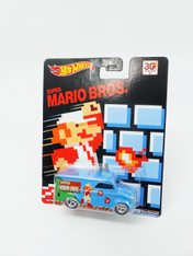Hot Wheels Mario Series Collectible Die Cast Vehicle: Super Mario Bros.
