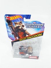 Hot Wheels Marvel Series Collectible Die Cast Vehicle: Rocket Raccoon