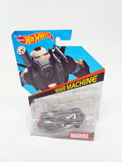 Hot Wheels Marvel Series Collectible Die Cast Vehicle: War Machine