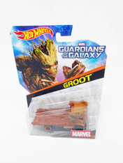 Hot Wheels Marvel Series Collectible Die Cast Vehicle: Groot