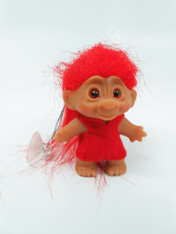 DAM Car Troll - Red, 3 inch (7.6 cm)