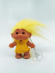 DAM Car Troll - Yellow, 3 inch (7.6 cm)