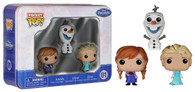 Frozen Pocket Pop! Mini Vinyl Figure Tin (3-Pack) Funko Collectible